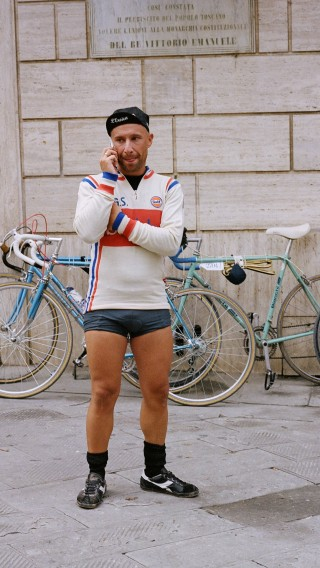 hot male cyclists